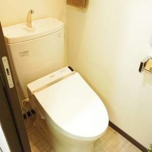 ハイネス野方(2階,2380万円)のトイレ