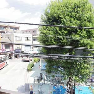 ハイネス野方(2階,2380万円)のお部屋からの眺望