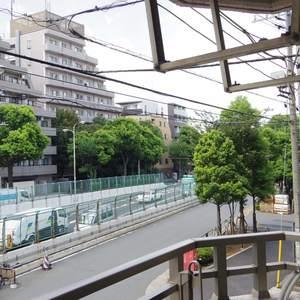 野方サニーハイツ(2階,2590万円)のお部屋からの眺望