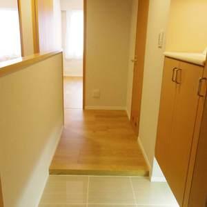 ヴェルビュ沼袋(1階,5780万円)のお部屋の玄関