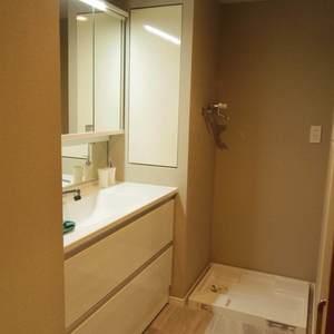 ヴェルビュ沼袋(1階,5780万円)の化粧室・脱衣所・洗面室