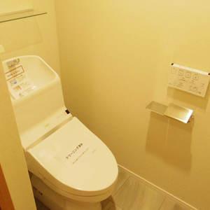 ヴェルビュ沼袋(1階,5780万円)のトイレ