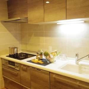ヴェルビュ沼袋(1階,5780万円)のキッチン