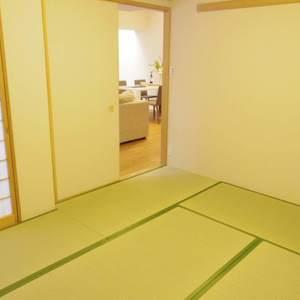 ヴェルビュ沼袋(1階,5780万円)の和室