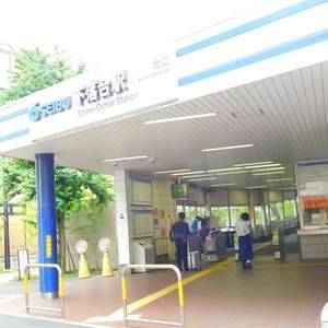 日興パレス高田馬場の最寄りの駅周辺・街の様子