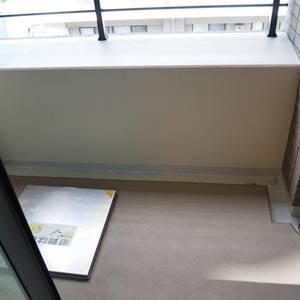 パンセフレスコ(12階,)のバルコニー