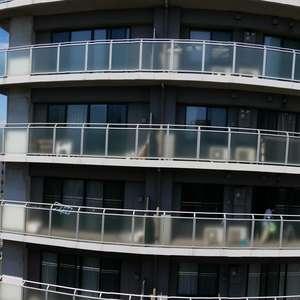パンセフレスコ(12階,)のお部屋からの眺望