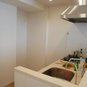 パンセフレスコ(12階,)のキッチン