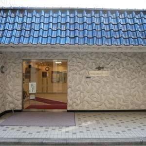 秀和築地レジデンスのマンションの入口・エントランス