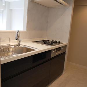 秀和築地レジデンス(10階,3680万円)のキッチン