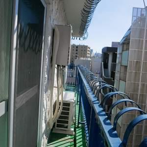 秀和築地レジデンス(10階,3680万円)のバルコニー