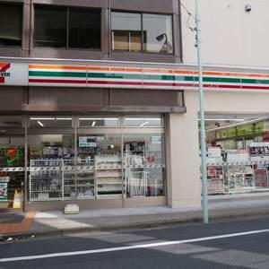 秀和築地レジデンスの周辺の食品スーパー、コンビニなどのお買い物