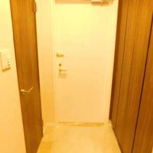 西早稲田シティタワー(9階,)のお部屋の玄関