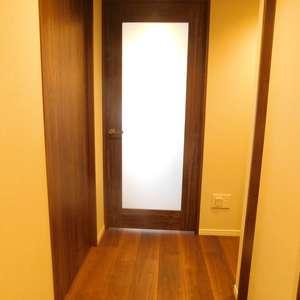 西早稲田シティタワー(9階,)のお部屋の廊下