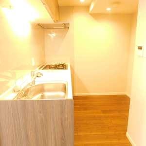 西早稲田シティタワー(9階,)のキッチン
