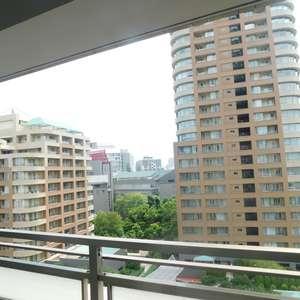 西早稲田シティタワー(9階,)のお部屋からの眺望