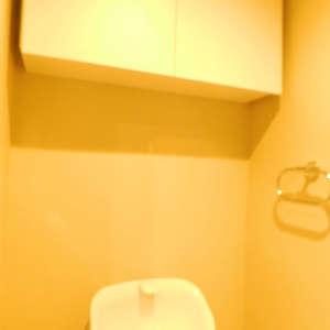 西早稲田シティタワー(9階,)のトイレ