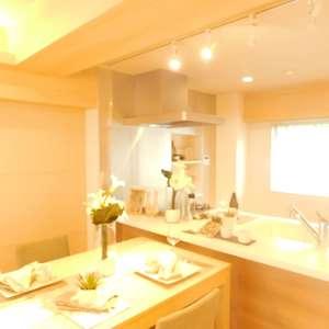 若松町ハビテーション(3階,)のキッチン