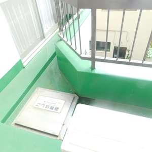 若松町ハビテーション(3階,)のバルコニー