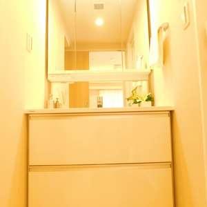 若松町ハビテーション(3階,)の化粧室・脱衣所・洗面室