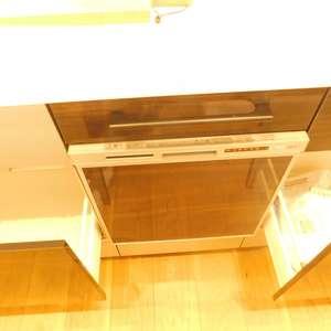 戸山マンション(2階,)のキッチン