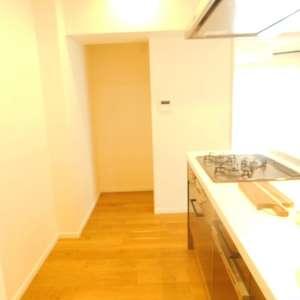 戸山マンション(2階,4299万円)のキッチン
