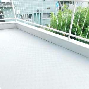 戸山マンション(2階,)のバルコニー