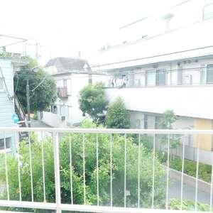 戸山マンション(2階,)のお部屋からの眺望