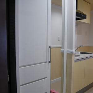 築地ハイツ(8階,)のお部屋の玄関