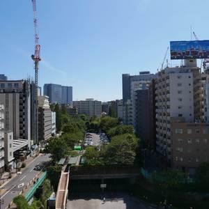 築地ハイツ(8階,)のお部屋からの眺望