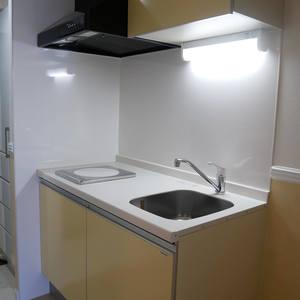 築地ハイツ(8階,)のキッチン