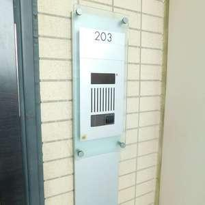 リビオレゾン目白通り(2階,)のフロア廊下(エレベーター降りてからお部屋まで)
