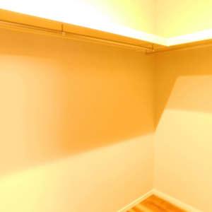 コスモ上池袋(2階,)のウォークインクローゼット
