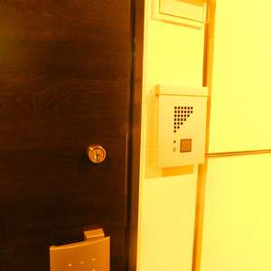 シティインデックス池袋(14階,)のフロア廊下(エレベーター降りてからお部屋まで)
