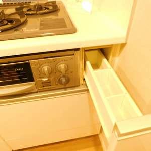 シティインデックス池袋(14階,)のキッチン