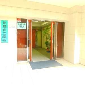 サンクレイドルレヴィール池袋のマンションの入口・エントランス