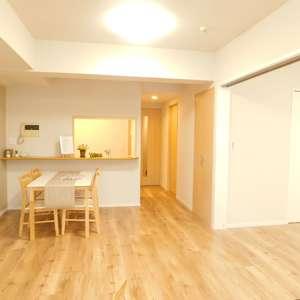 サンクレイドルレヴィール池袋(12階,)の居間(リビング・ダイニング・キッチン)
