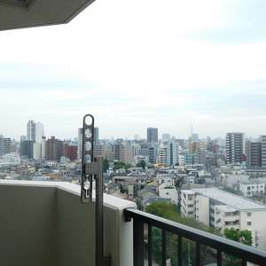 サンクレイドルレヴィール池袋(12階,)のお部屋からの眺望