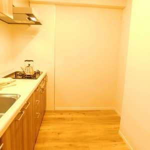 サンクレイドルレヴィール池袋(12階,)のキッチン