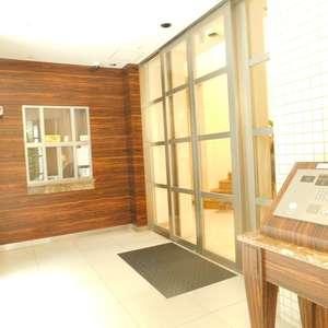 パークタワー池袋イーストプレイスのマンションの入口・エントランス