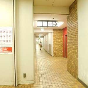 メゾンサンシャインのマンションの入口・エントランス