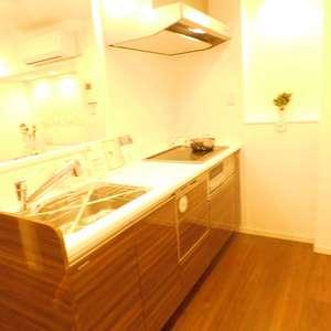 メゾンサンシャイン(10階,4199万円)のキッチン