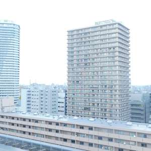 メゾンサンシャイン(10階,4199万円)のお部屋からの眺望