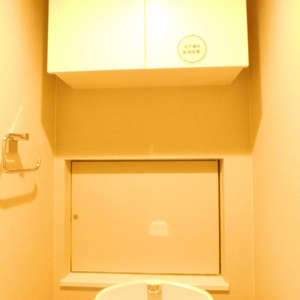 メゾンサンシャイン(10階,4099万円)のトイレ