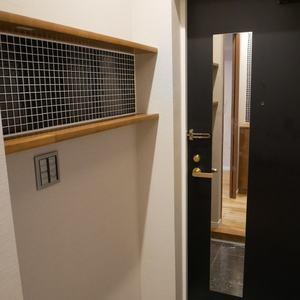 トーシンフェニックス高円寺弐番館(2階,)のお部屋の玄関
