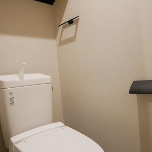 トーシンフェニックス高円寺弐番館(2階,)のトイレ