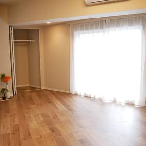ガラステージ高円寺(3階,2799万円)の居間(リビング・ダイニング・キッチン)