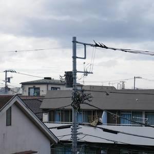 ガラステージ高円寺(3階,2799万円)のお部屋からの眺望