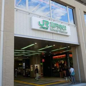 ガラステージ高円寺の最寄りの駅周辺・街の様子