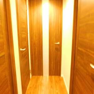 ライオンズガーデン哲学堂(1階,4580万円)のお部屋の廊下